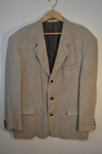 R.I. Clothing Company casual 3pc suit (Oatmeal)