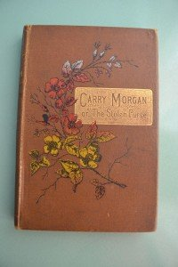 Carry Morgan book by Anon