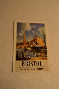 Bristol travel by train