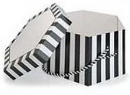 Medium hat box