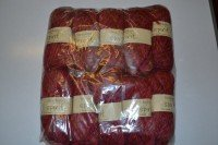 Freedom Spirit yarn (red)